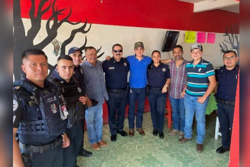 Investiga Guardia Nacional comida con los Valencia Ávila en Puebla
