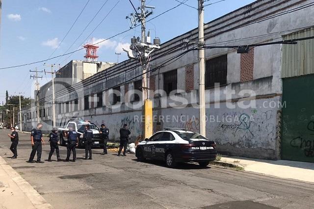 Costal con sangre moviliza a la policía en Los Remedios