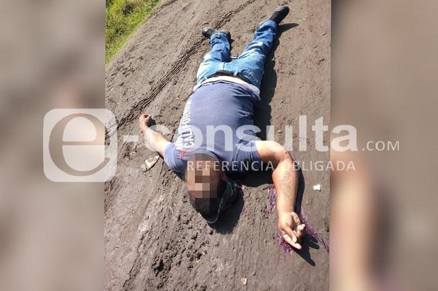 Baleados, mueren joven en El Verde y anciano en Izúcar
