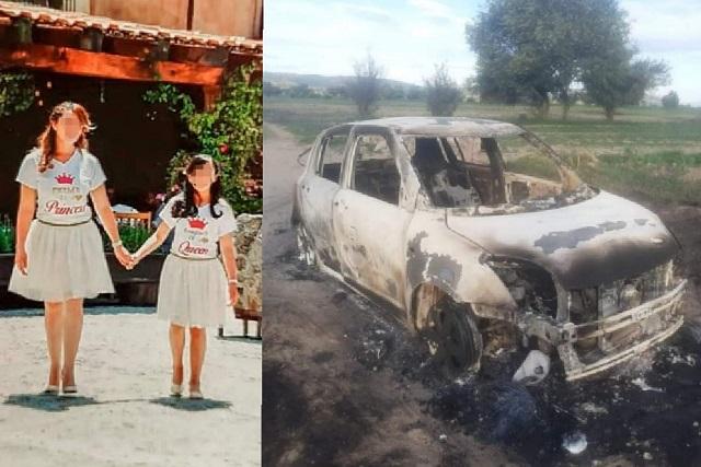 Asesinaron y calcinaron a madre e hija en Acajete