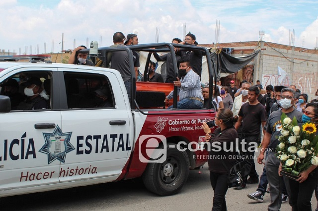 Encarcelan a policía que mató a subordinado en Texmelucan