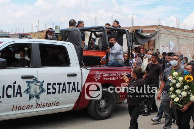 Asesinan a 13 policías en activo este año en Puebla