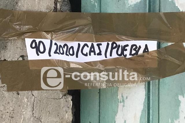 Detienen a albañil por venta de drogas en la colonia El Salvador