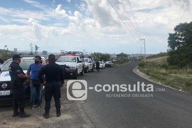Hallan cadáver en Ocoyucan; indagan nexo con decapitada en Puebla