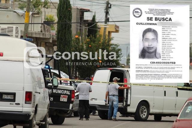 A Guillermina la desmembraron en la colonia Guadalupe Hidalgo
