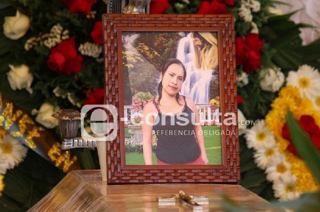 Mamá de Guillermina exige justicia por su feminicidio