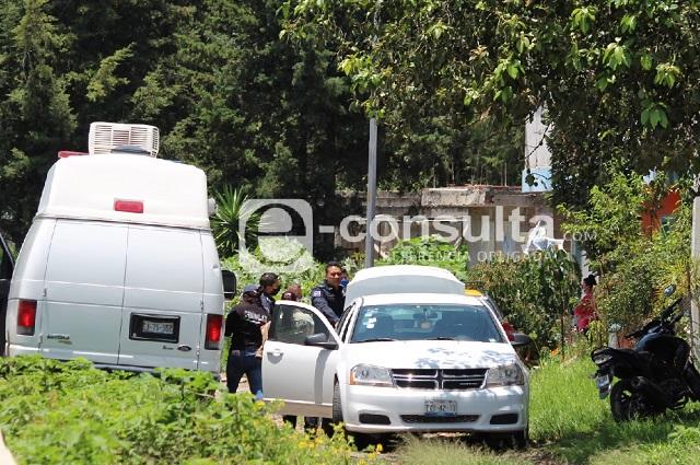 Taxista se suicida en Romero Vargas por conflicto sentimental