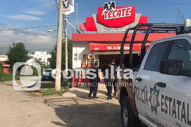 Lo golpean para robarle su bici, al sur de Puebla