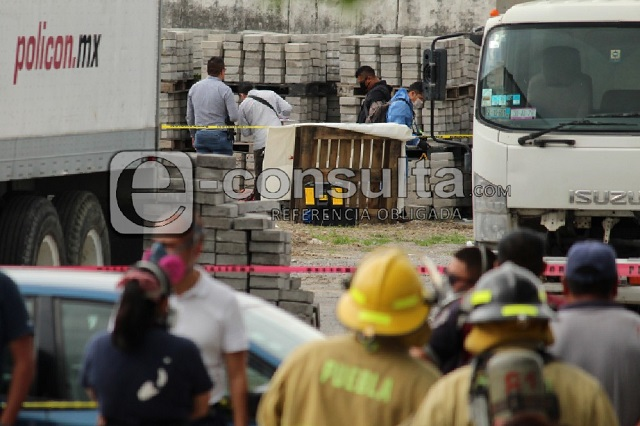 Muere soldador por explosión en Isuzu de la Puebla-Atlixco