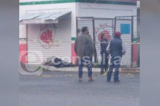 Muere otro hombre en el mercado de San Bernabé Temoxtitla