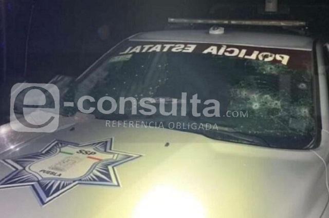 Tiroteo con ladrones deja un policía herido en Palmar de Bravo