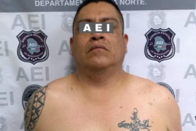 Cae en Chihuahua escolta del ex edil de Acatzingo, Eliseo Zayas