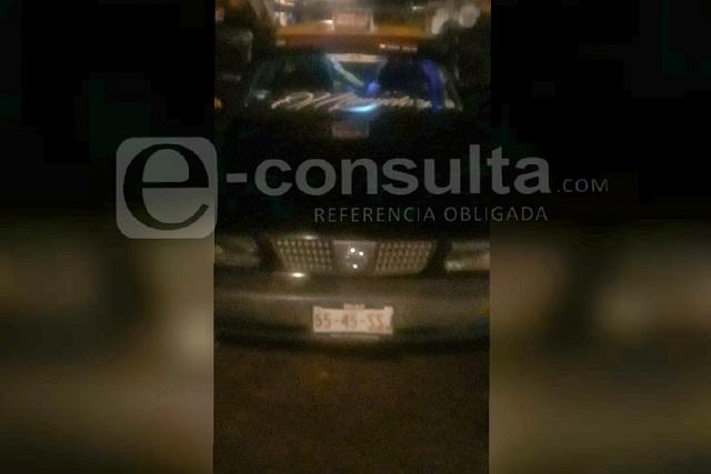 Baleado muere en un taxi rumbo al hospital en Playas del Sur
