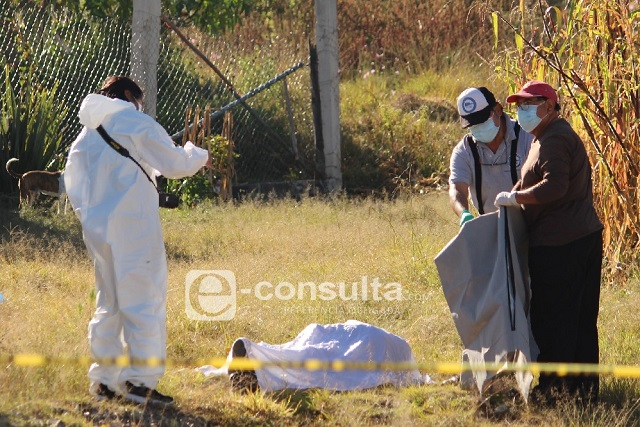 Lo matan a golpes y puñaladas en cerro de El Encinar