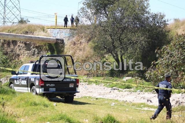 Abandonan cadáver con huellas de tortura en San Aparicio