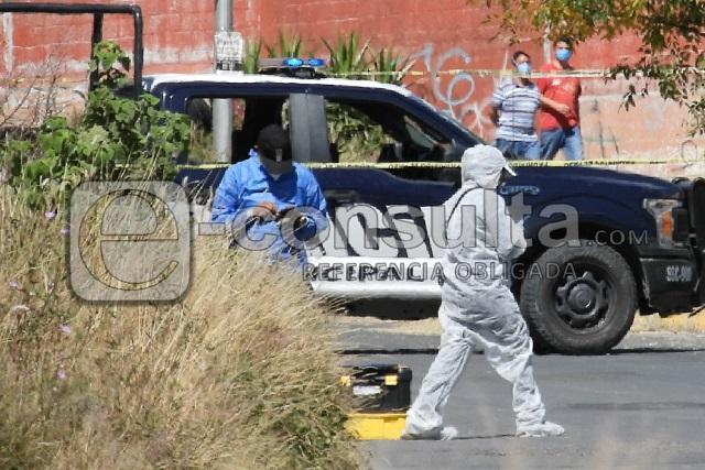 Hallan cadáver putrefacto y embolsado, en La Guadalupana
