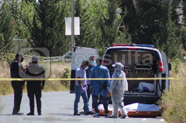 Un decapitado y un embolsado tiñen de rojo el viernes 13 en Puebla