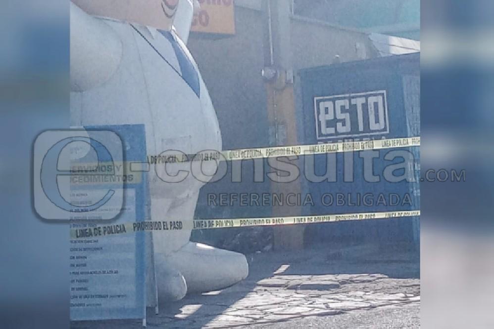 Muere indigente junto a Farmacias Similares de La María