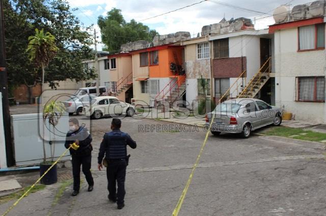 Muere pareja intoxicada dentro de su casa en La Noria