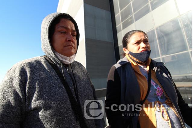 Claudia salió a trabajar y casi la linchan sin motivo, acusa familia