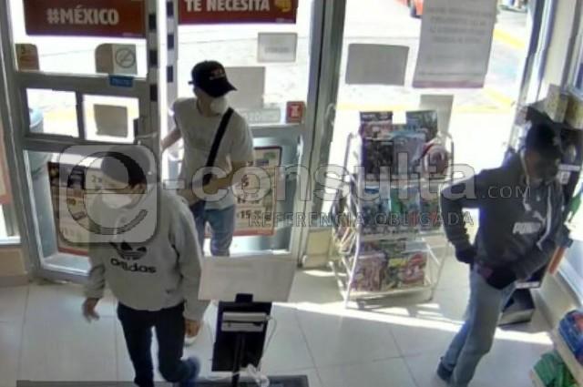 Asesinan a guardia de 61 años al asaltar a Oxxo de San Ramón