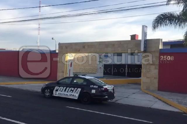 Matan a golpes a mujer en el motel Jacarandas de Puebla