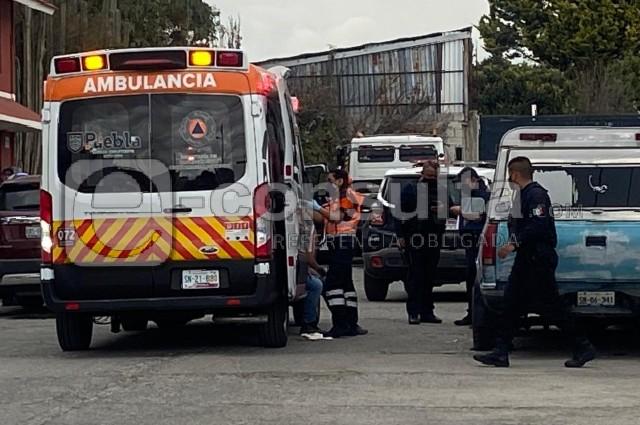 Golpean a repartidor de gas durante riña en San Aparicio