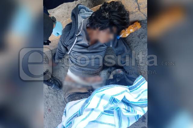 Por sobredosis, muere un indigente en el mercado Morelos