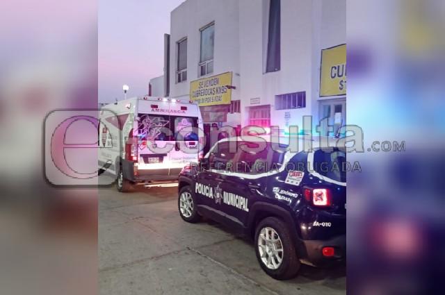 Da a luz en el baño de una gasolinera en la México-Puebla