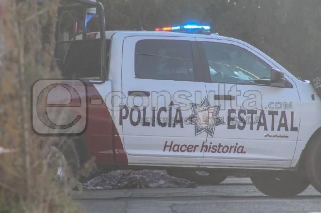 Dejan cadáver encobijado atrás de las Torres 475, en Puebla