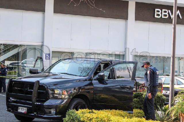 Balean y roban 116 mil pesos a cuentahabientes en La Paz