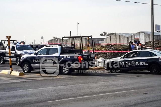 Muere mujer de infarto cerca de Soriana Chapulco