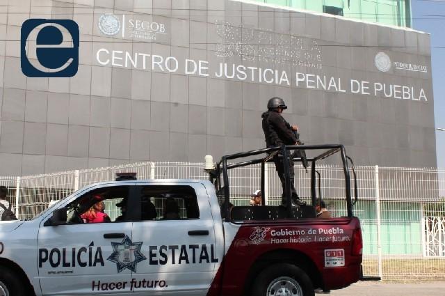 Juez da por legal detención de acusados por fuga de reo
