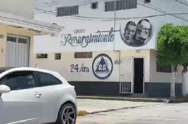 Interno muere en anexo de San Felipe Hueyotlipan