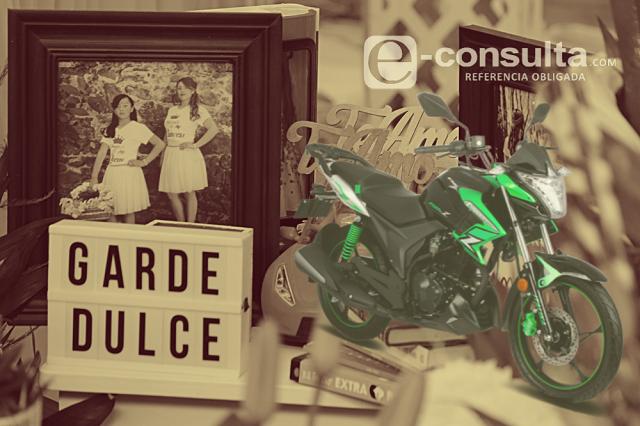 Una moto robada, preludio del feminicidio de Gardenia y Dulce