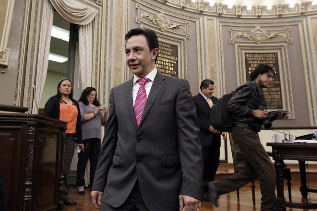 Habría interinato en la CDH Puebla a la salida de Badillo
