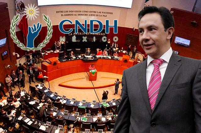 Exhiben senadores paso oscuro de López Badillo en CDH Puebla