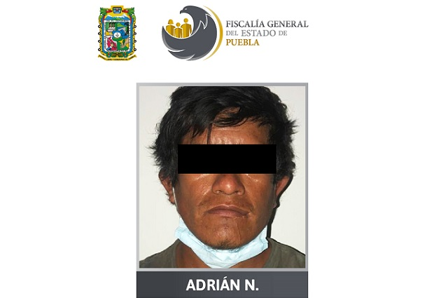 Va formalmente preso por agredir a sus hijos, en Puebla