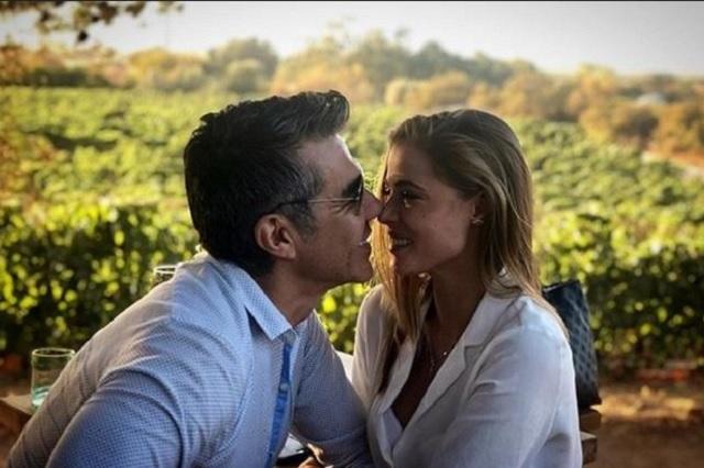 Adrián Uribe anuncia que espera a su primer bebé junto a Thuany Martins