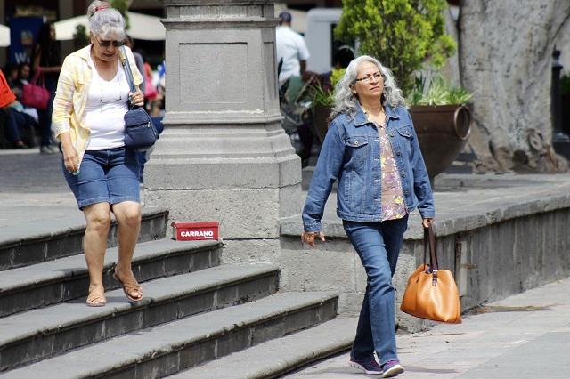 Aumenta número de adultos mayores y baja el de jóvenes: Conapo