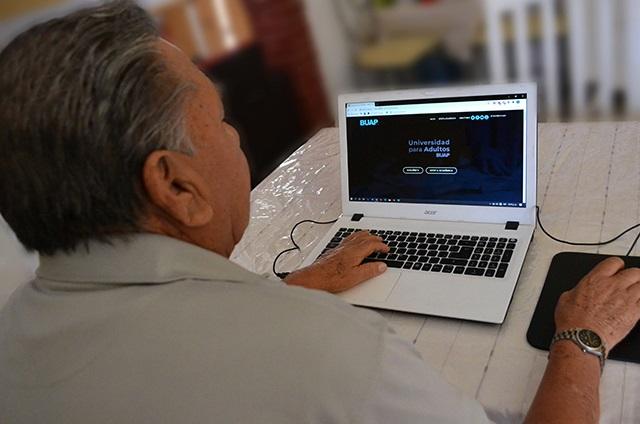 Inicia BUAP inscripción a cursos para adultos mayores