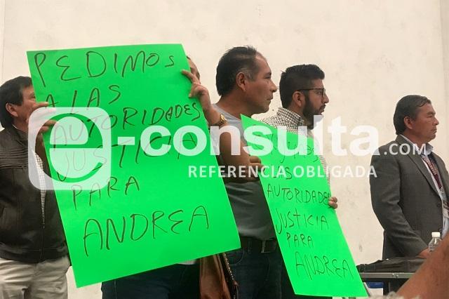 En Xochimehuacán exigen vecinos alto a la violencia