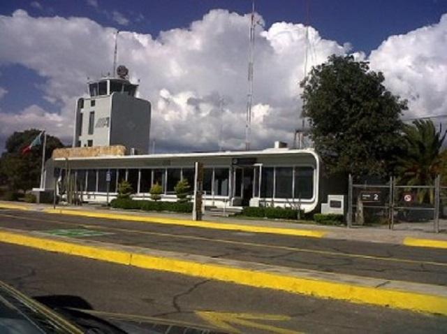 Dan certificado de calidad ambiental al Aeropuerto Nacional de Tehuacán