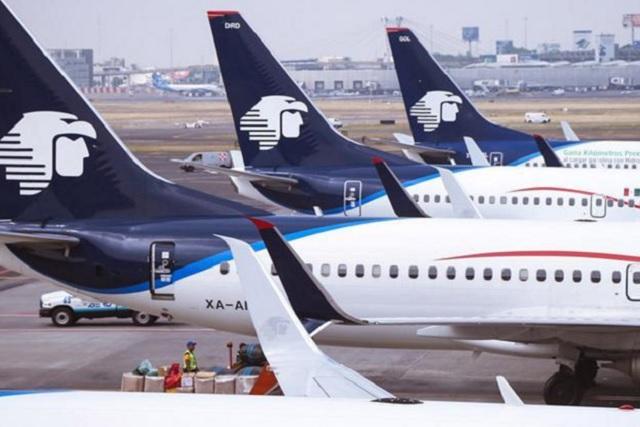Especulan que Aeroméxico podría perder concesión por avionazo en Durango
