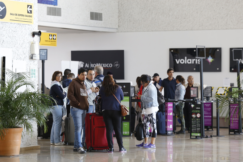 Aeropuerto de Puebla, el que mayor aumento de pasajeros registra : ASA
