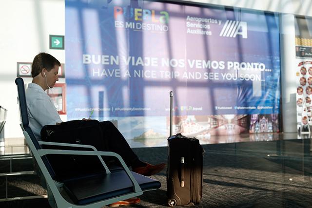 Aeropuerto de Puebla inaugura nueva ruta a Tuxtla Gutiérrez y Palenque