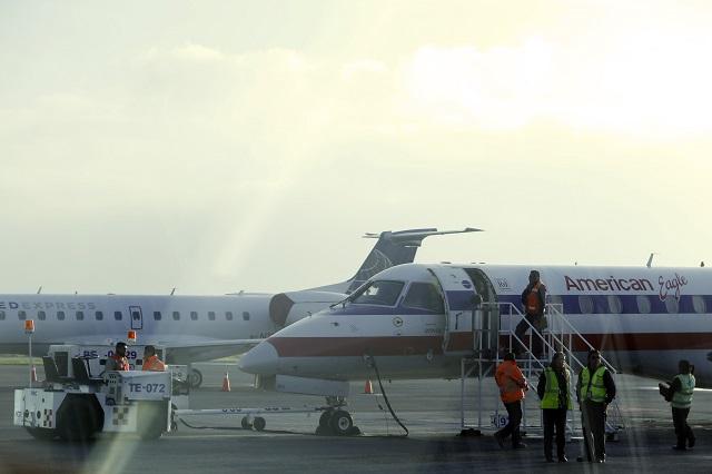 """Aeropuerto de Puebla realizará simulacro de """"Incendio en Hangares"""""""