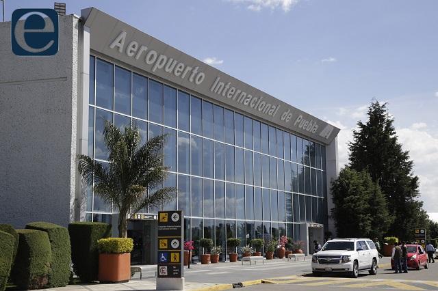 Recibe  aeropuerto de Puebla certificado de seguridad e higiene