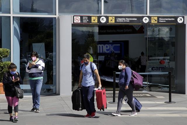 Bajan 42.7% en 2019 turistas y viajeros de negocios en Puebla