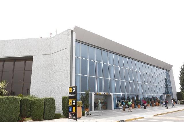 Harán simulacro de derrame de combustible en el aeropuerto: ASA